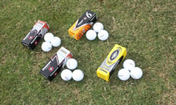 Bridgestone Golf en la industria de las pelotas de golf